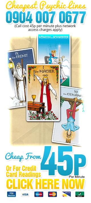 Online Tarot Card